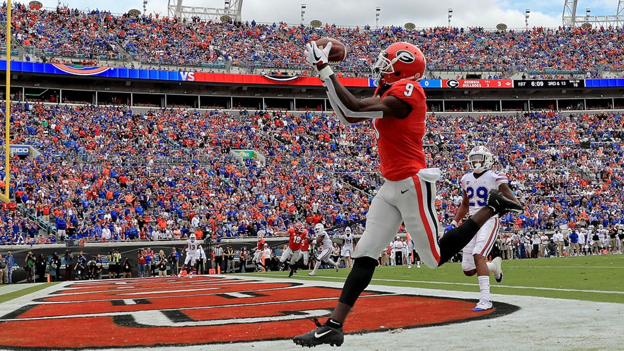 Georgia Bulldogs - Florida Gators  - Bildquelle: 2018 Getty Images