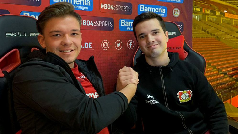- Bildquelle: Bayer 04 Leverkusen Fußball GmbH