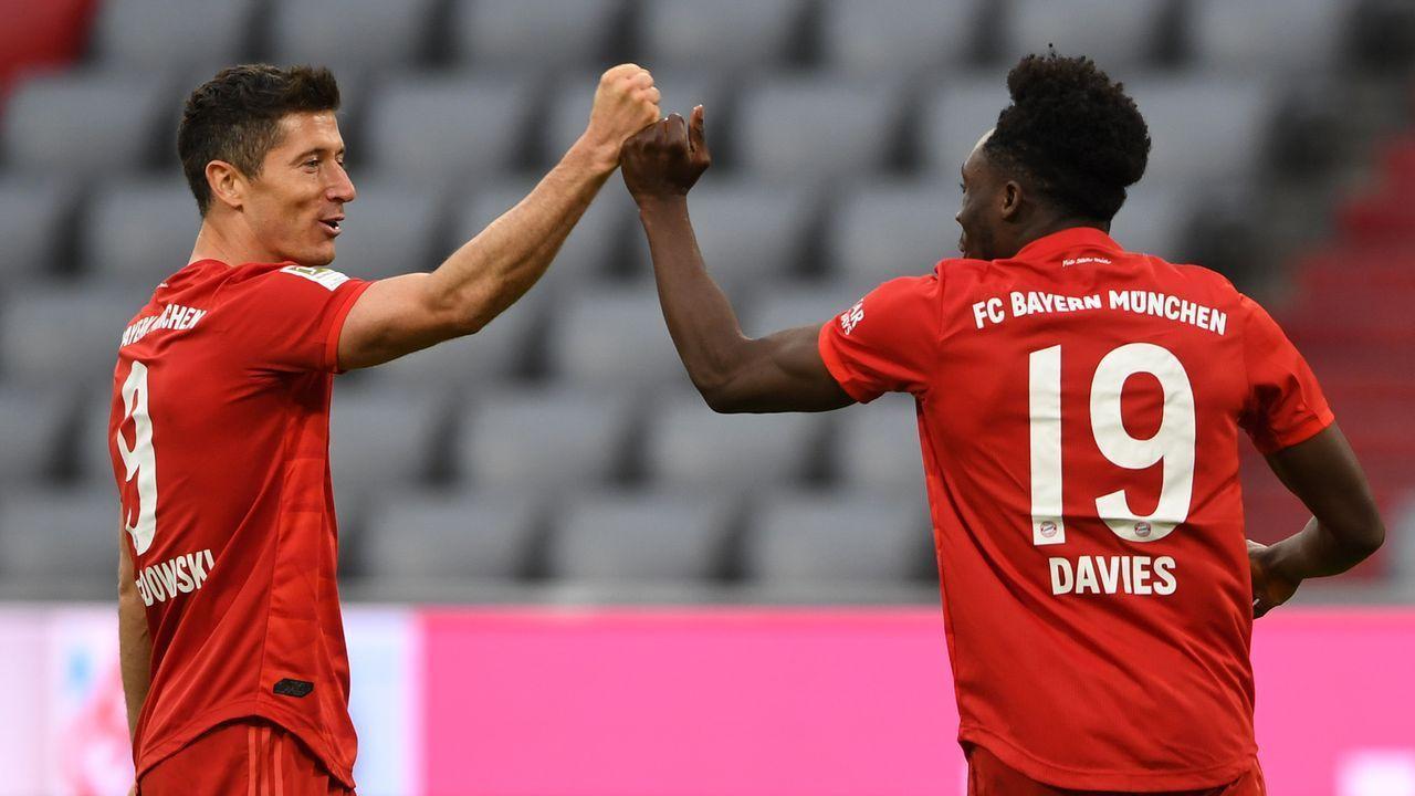 1. FC Bayern - Bildquelle: 2020 Getty Images
