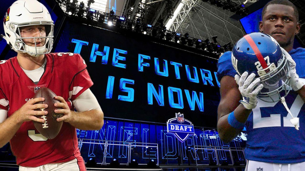 Statistik-Studie: Diese Teams sind beim NFL Draft seit 2017 am erfolglosesten - Bildquelle: 2018 Getty Images / imago images