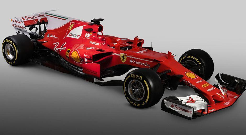 Ferrari SF70H - Bildquelle: Getty Images