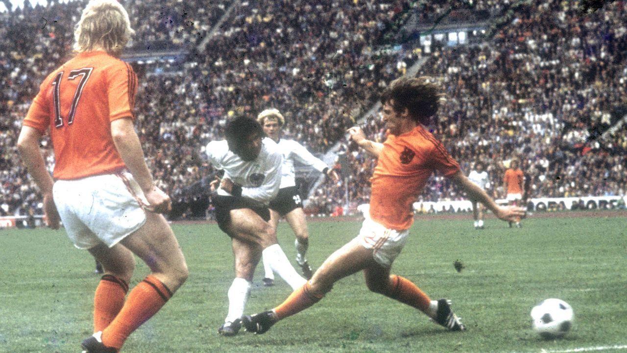 Deutschland – Niederlande 2:1 (WM-Finale 1974) - Bildquelle: imago/Horstm¸ller