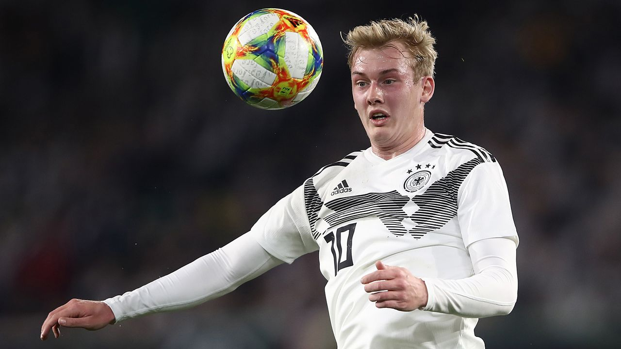 Angriff: Julian Brandt - Bildquelle: 2019 Getty Images