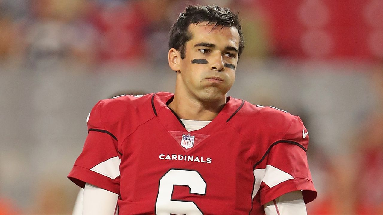Chad Kanoff (Backup Quarterback Los Angeles Wildcats)  - Bildquelle: getty