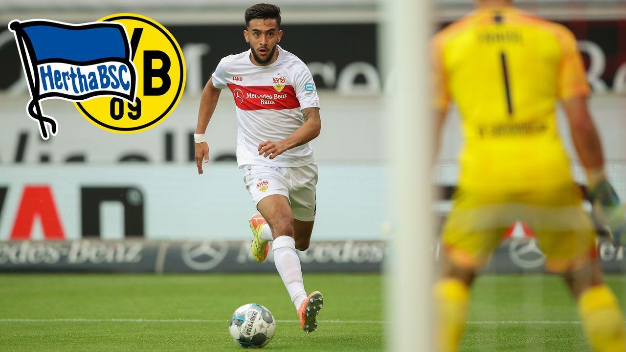 Nicolas Gonzalez (VfB Stuttgart) - Bildquelle: 2020 Getty Images