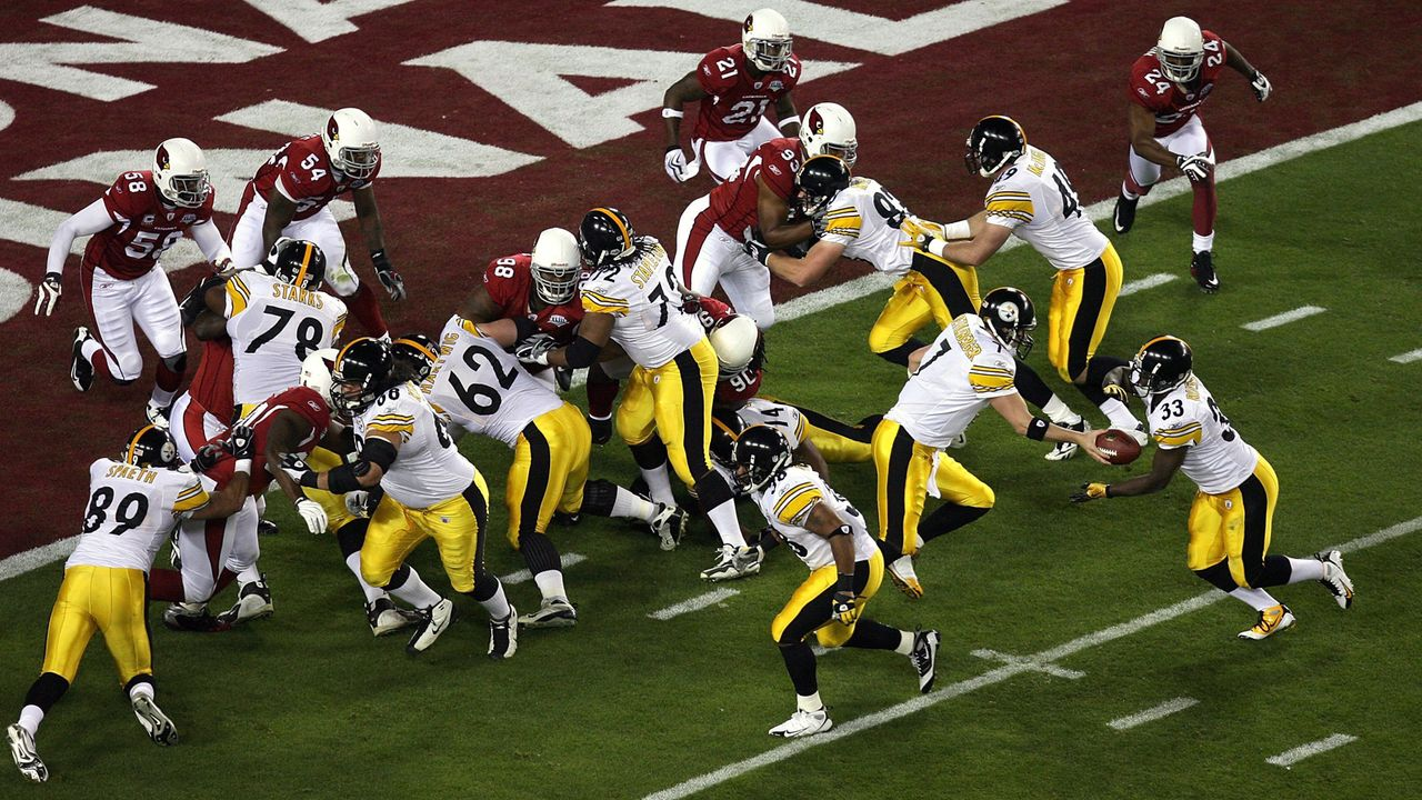 Super Bowl XLIII - Bildquelle: 2009 Getty Images