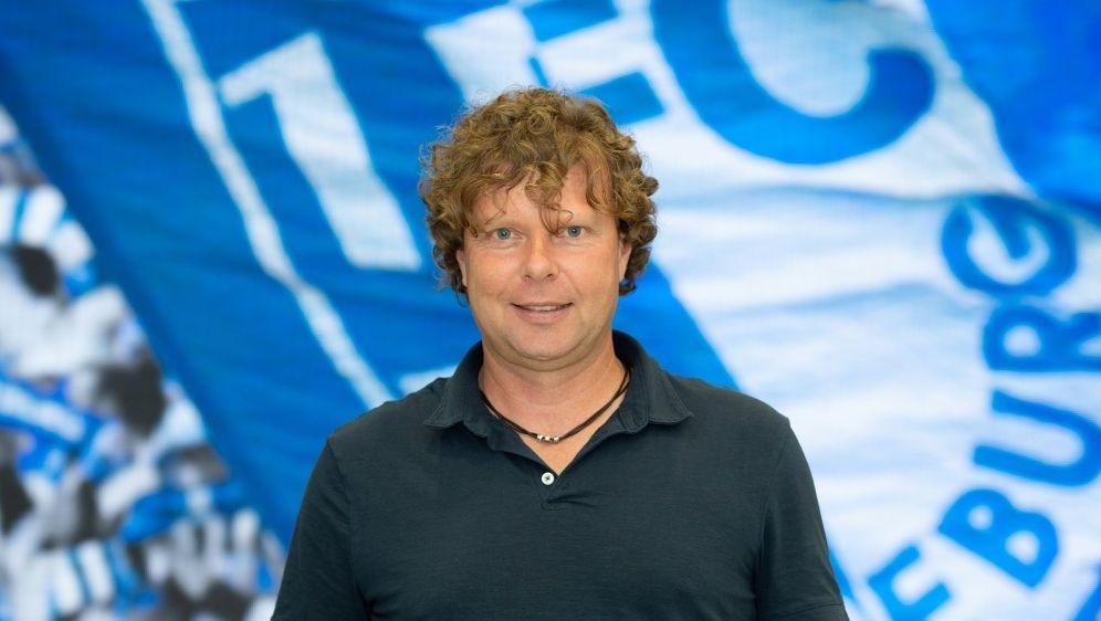 Krämer wird mit einem Zweijahresvertrag ausgerüstet - Bildquelle: Sportfoto MagdeburgSportfoto MagdeburgSportfoto Magdeburg