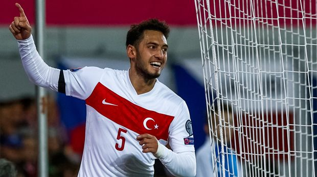 Hakan Calhanoglu - Bildquelle: 2015 Getty Images