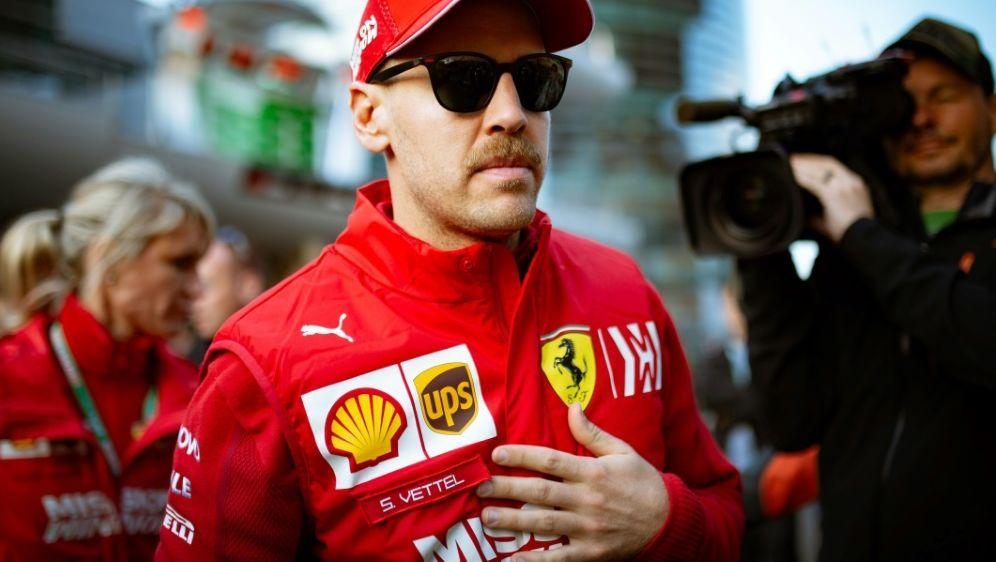 Sebastian Vettel denkt noch nicht an ein Karriereende - Bildquelle: PIXATHLONPIXATHLONSID