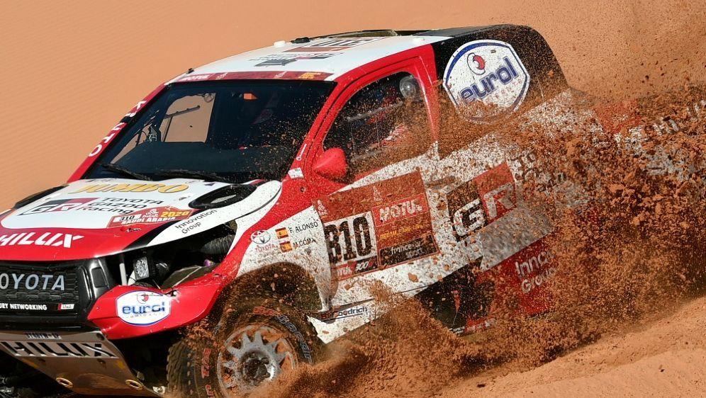 Die Eckdaten der 43. Rallye Dakar stehen fest - Bildquelle: AFPSIDFRANCK FIFE