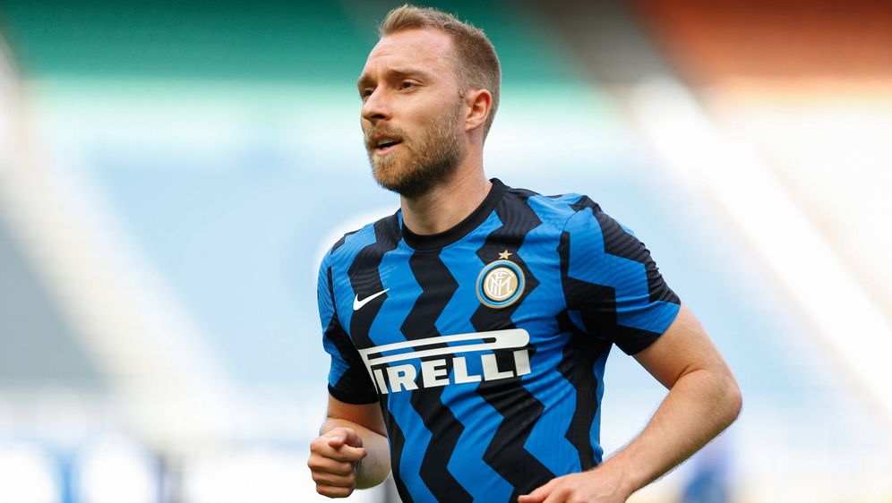 Müsste bei einem Comeback Inter Mailand wohl verlassen: Christian Eriksen. - Bildquelle: imago