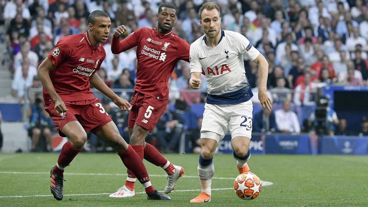 Christian Eriksen (Tottenham Hotspur) - Bildquelle: Imago