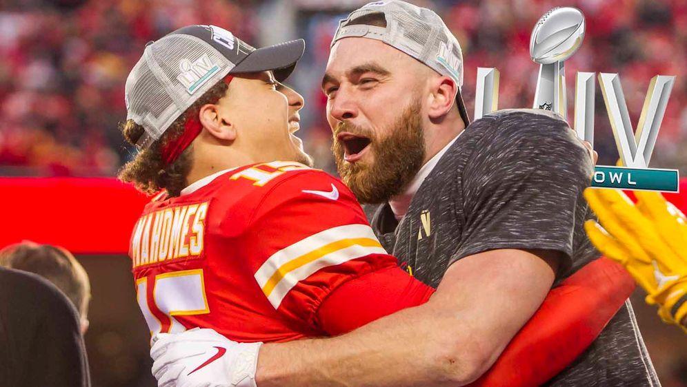 Super Bowl LIV: Der Weg der Kansas City Chiefs - Bildquelle: imago
