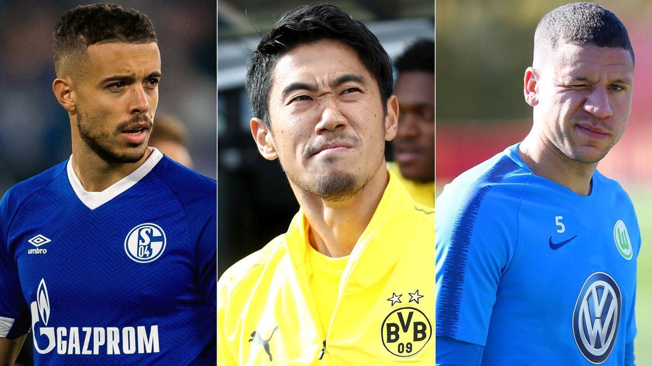 Die Streichkandidaten der Bundesligisten - Bildquelle: Getty Images/Imago