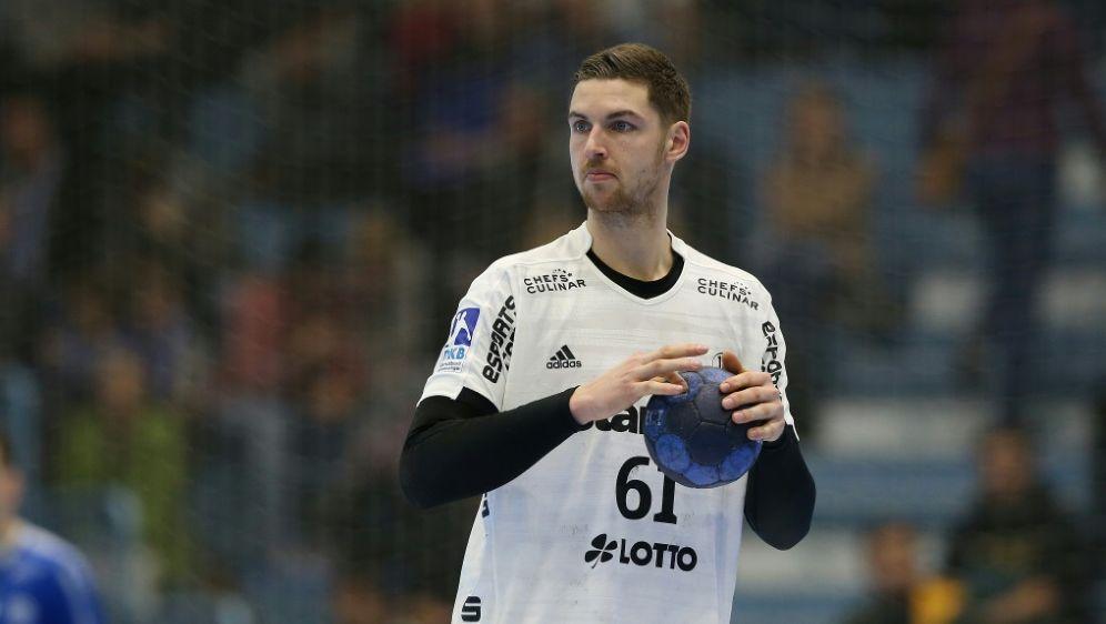 Hendrik Pekeler erzielte sechs Treffer gegen Minden - Bildquelle: FIROFIROSID