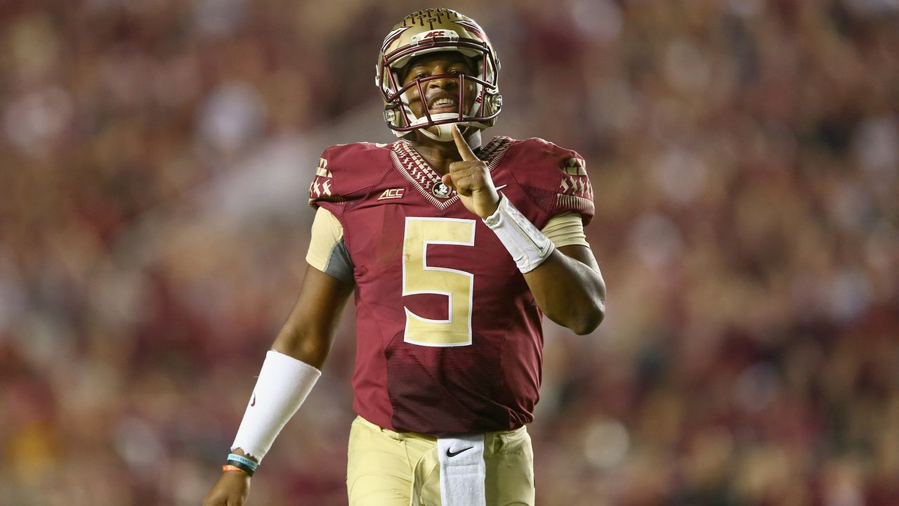 4. Florida State Seminoles - Bildquelle: 2014 Getty Images