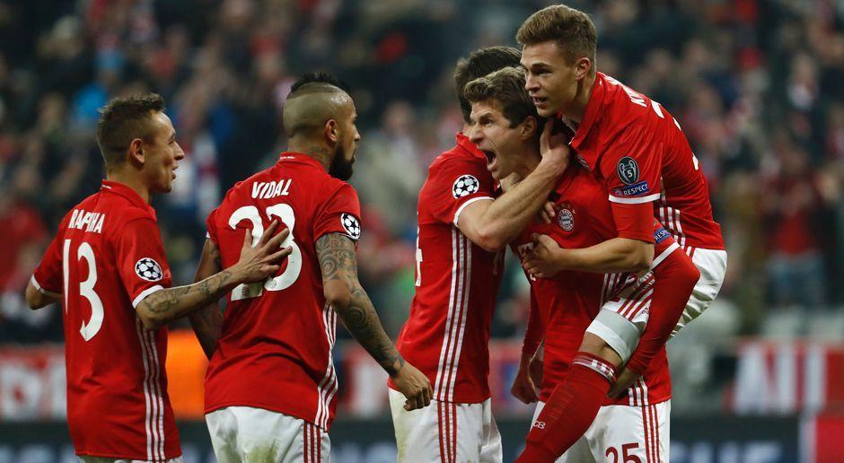 Fazit: In den vergangenen sechs Spielzeiten erzielten die Bayern zwölf Mal e... - Bildquelle: Getty Images