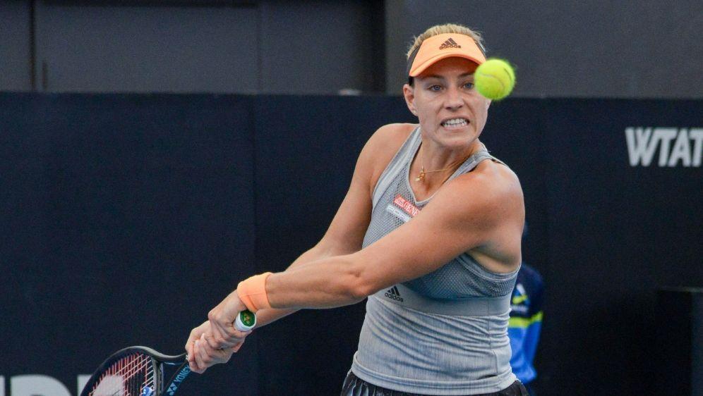 Wird nicht im Fed-Cup spielen: Angelique Kerber - Bildquelle: AFPSIDBRENTON EDWARDS