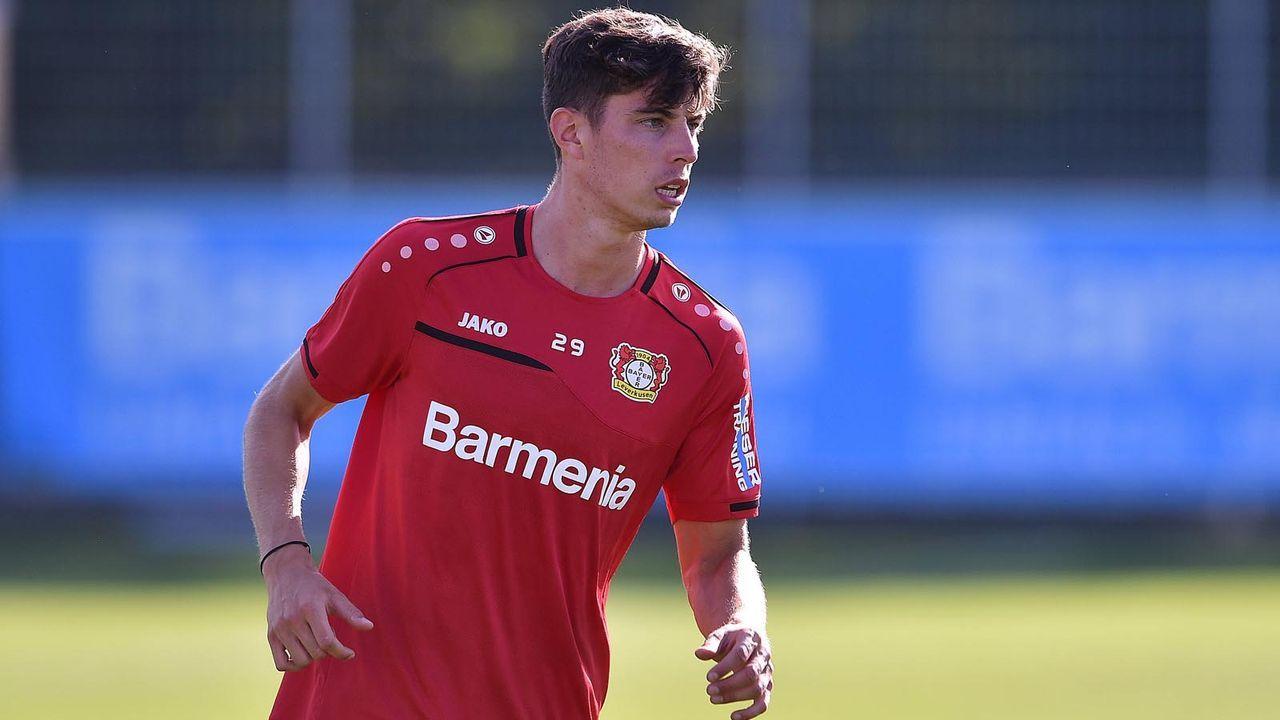 Platz 3: Bayer Leverkusen - Bildquelle: imago images/Revierfoto