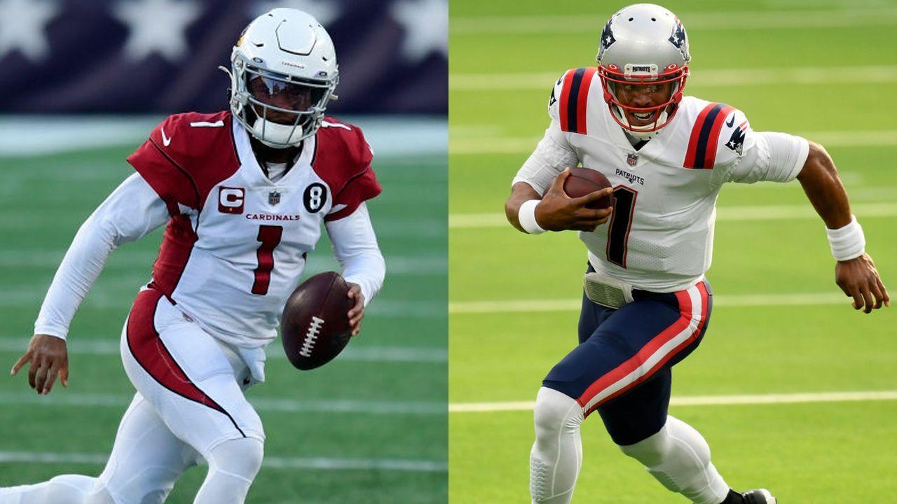 Week 13: Newton und Murray erlaufen jeweils zehn Touchdowns  - Bildquelle: 2020 Getty Images