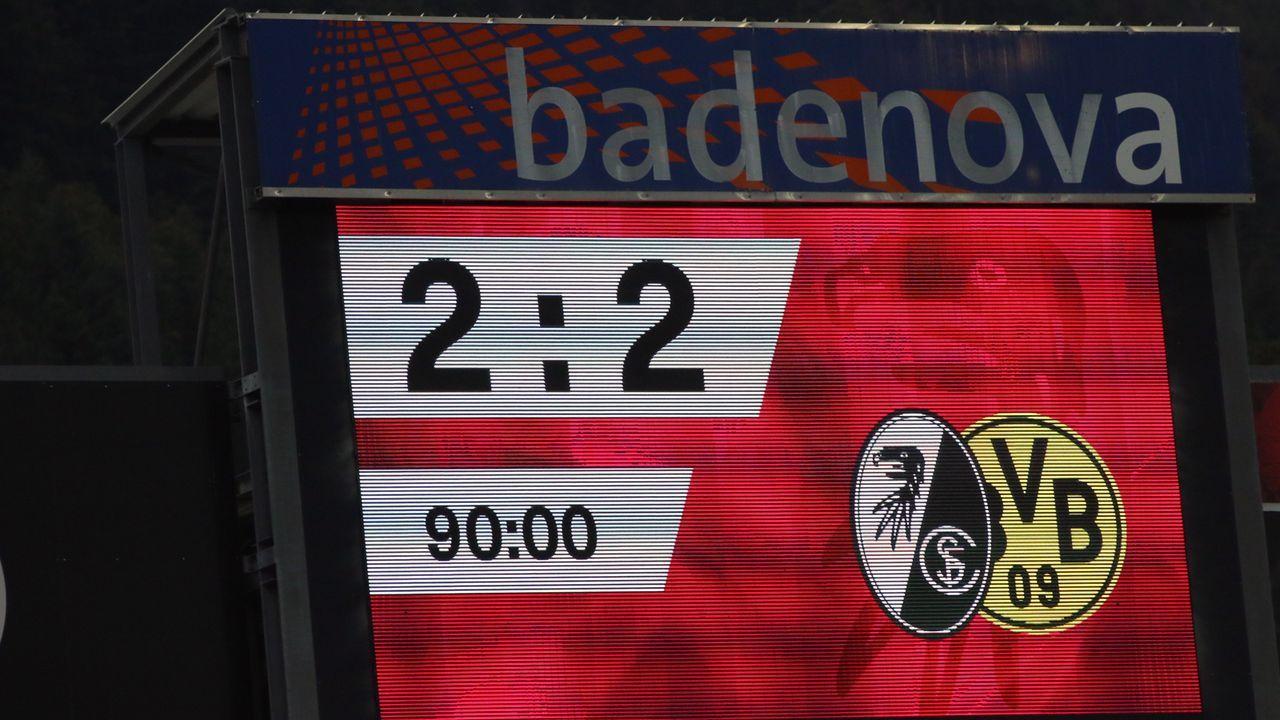 These 1: Dortmund gewinnt keine knappen Spiele mehr - Bildquelle: imago images/Eibner