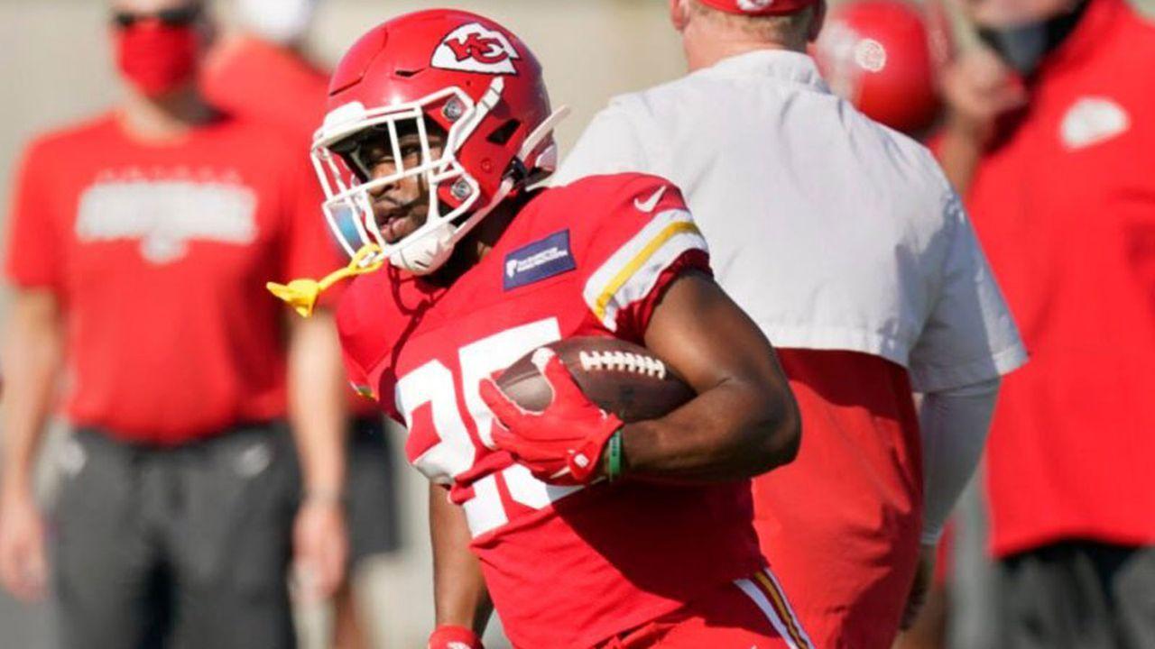 Clyde Edwards-Helaire (Kansas City Chiefs - Running Back) - Bildquelle: twitter.com/nypostsports