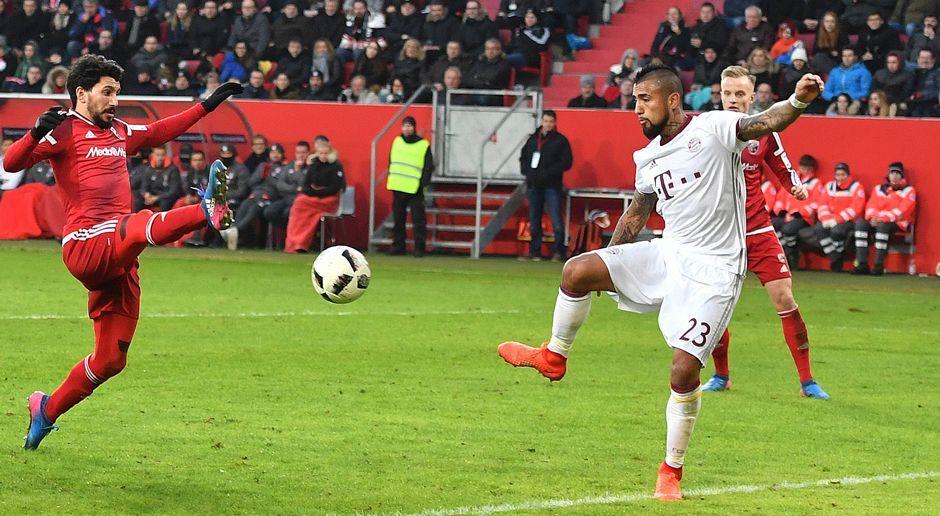 20. Bundesliga-Spieltag (Saison 2016/2017) - Bildquelle: imago/Sven Simon
