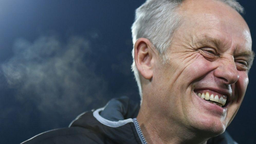 Christian Streich lobt Jürgen Klinsmann - Bildquelle: AFPAFPPatrick Seeger
