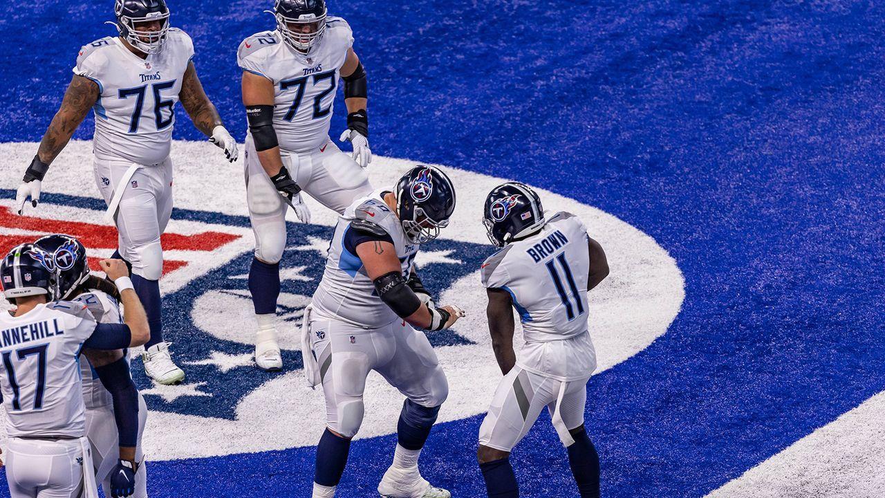 Platz 7: Tennessee Titans (11-5) - Bildquelle: Imago