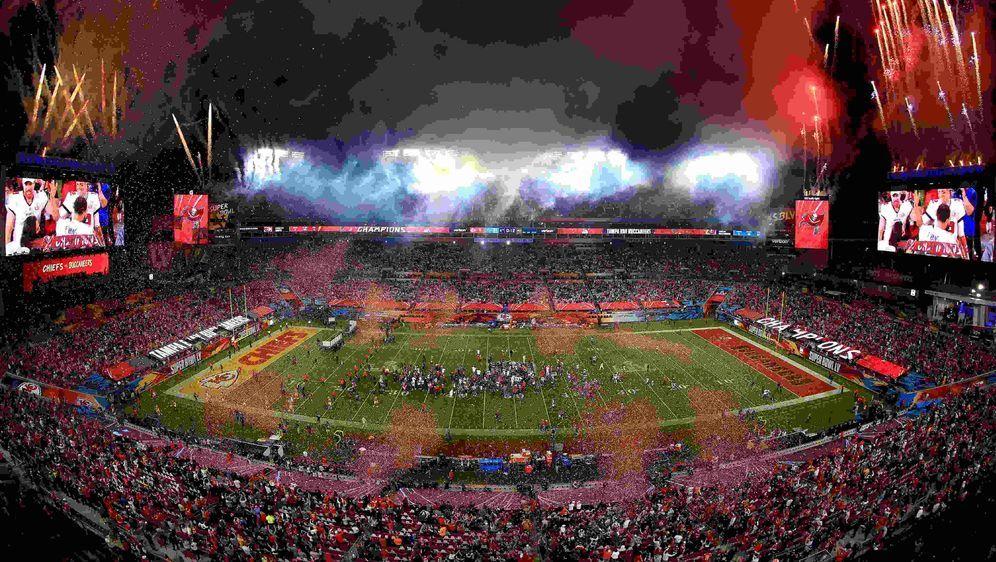 Die NFL sieht in Deutschland einen geeigneten Standort für ein mögliches Spi... - Bildquelle: getty