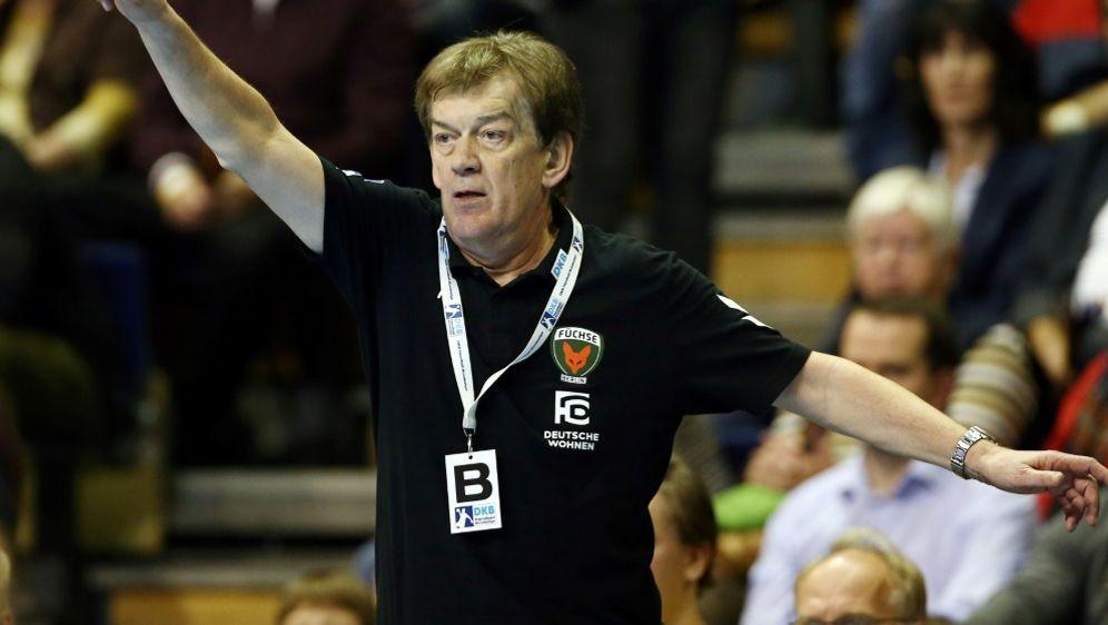Füchse Berlin starten mit Sieg in den EHF-Cup - Bildquelle: PIXATHLONPIXATHLONSID