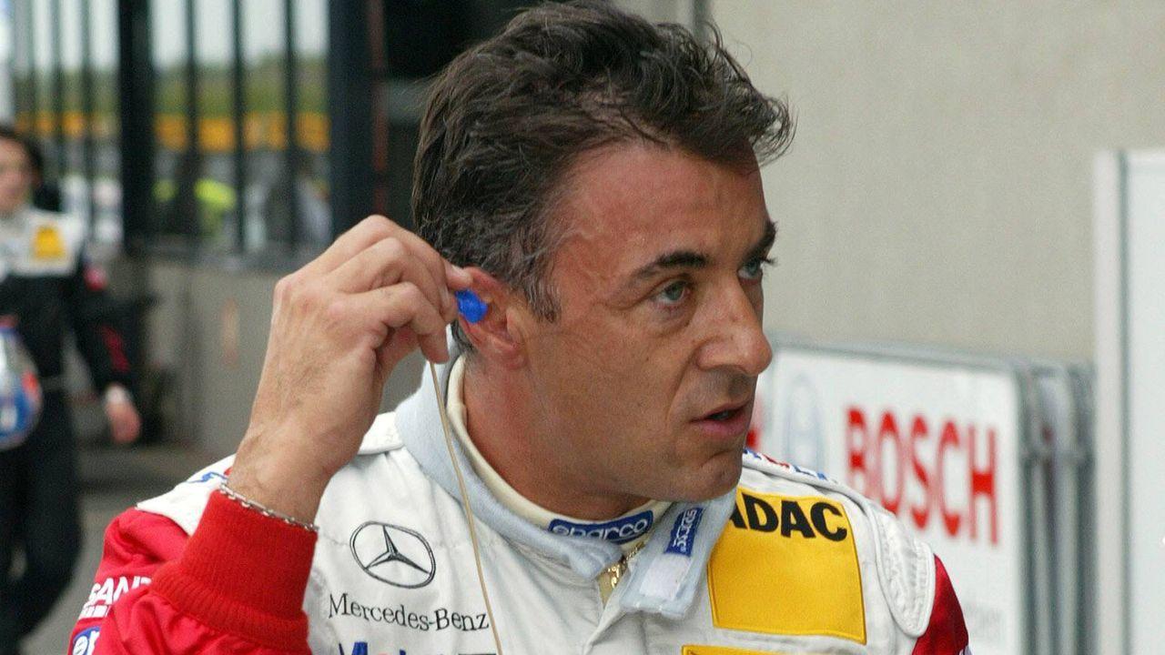 Jean Alesi (201 Formel-1-Rennen) - Bildquelle: Imago