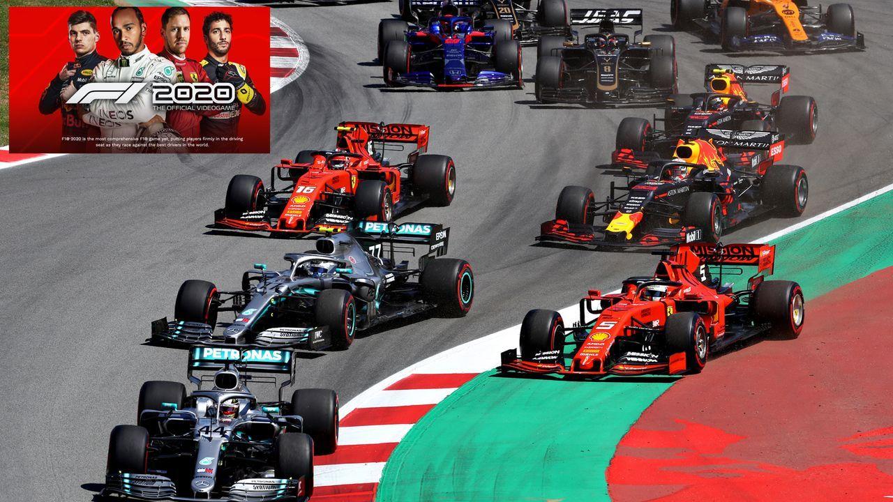 F1 2020: Das sind die Ratings der Fahrer - Bildquelle: 2019 Getty Images