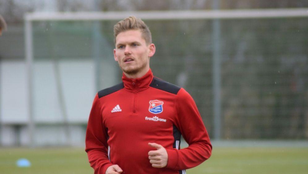 Felix Müller kommt aus Sandhausen nach Unterhaching - Bildquelle: SPVGG UNTERHACHINGSPVGG UNTERHACHINGSPVGG UNTERHACHING