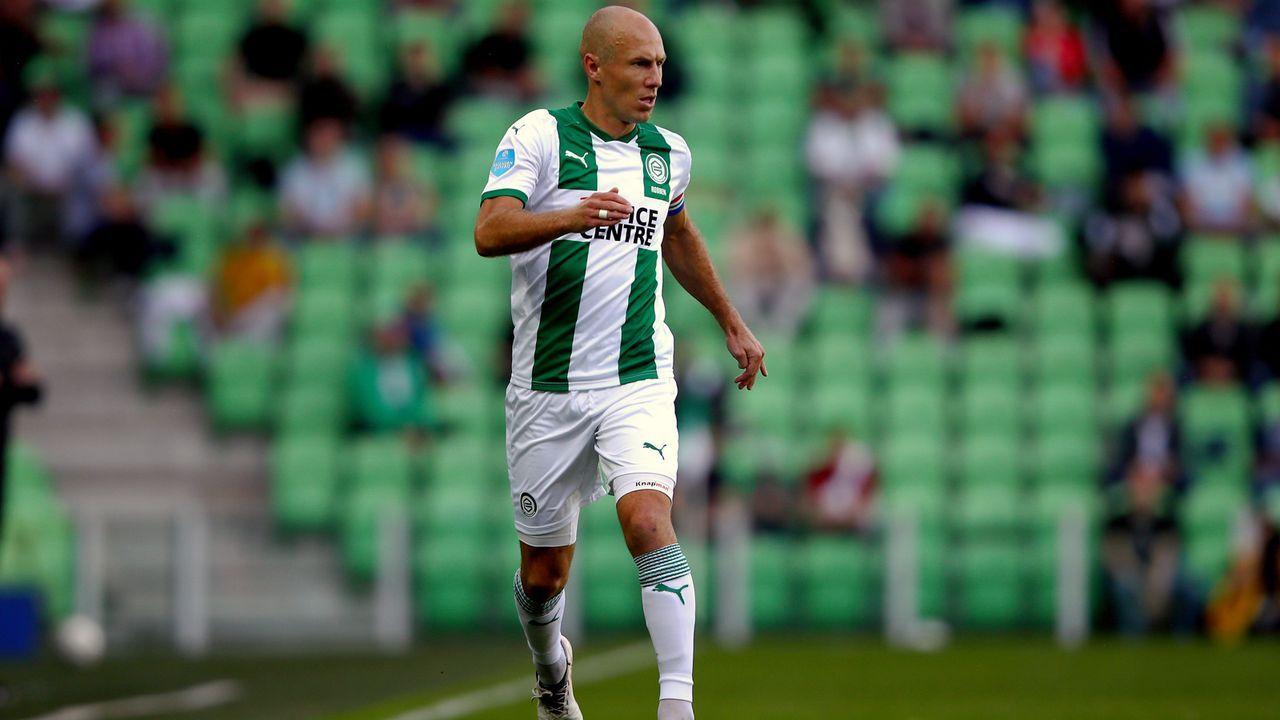 Arjen Robben (zuletzt beim FC Groningen) - Bildquelle: 2020 Getty Images