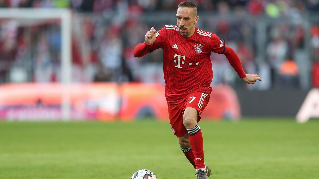 Franck Ribery - Bildquelle: Getty Images