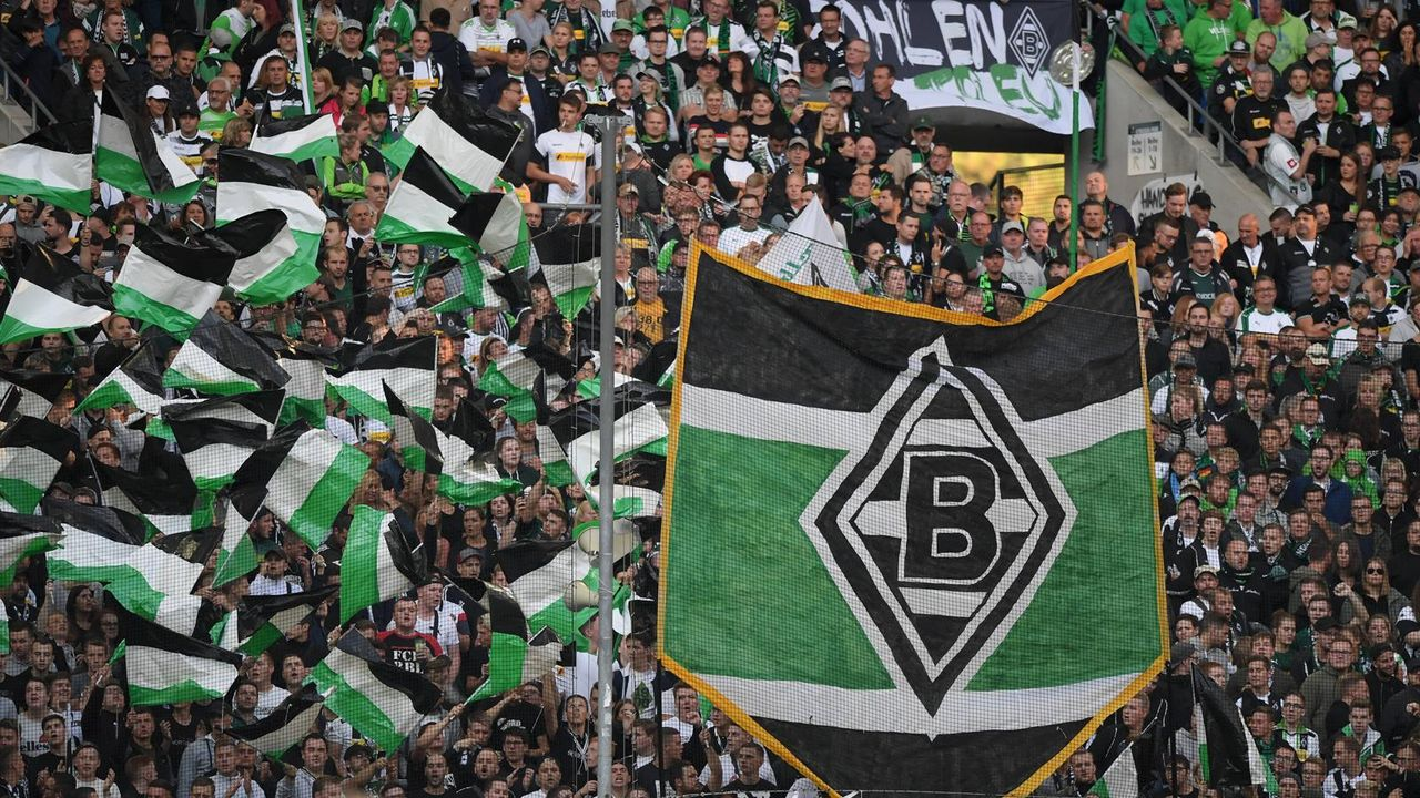 Platz 6: Borussia Mönchengladbach - Bildquelle: imago