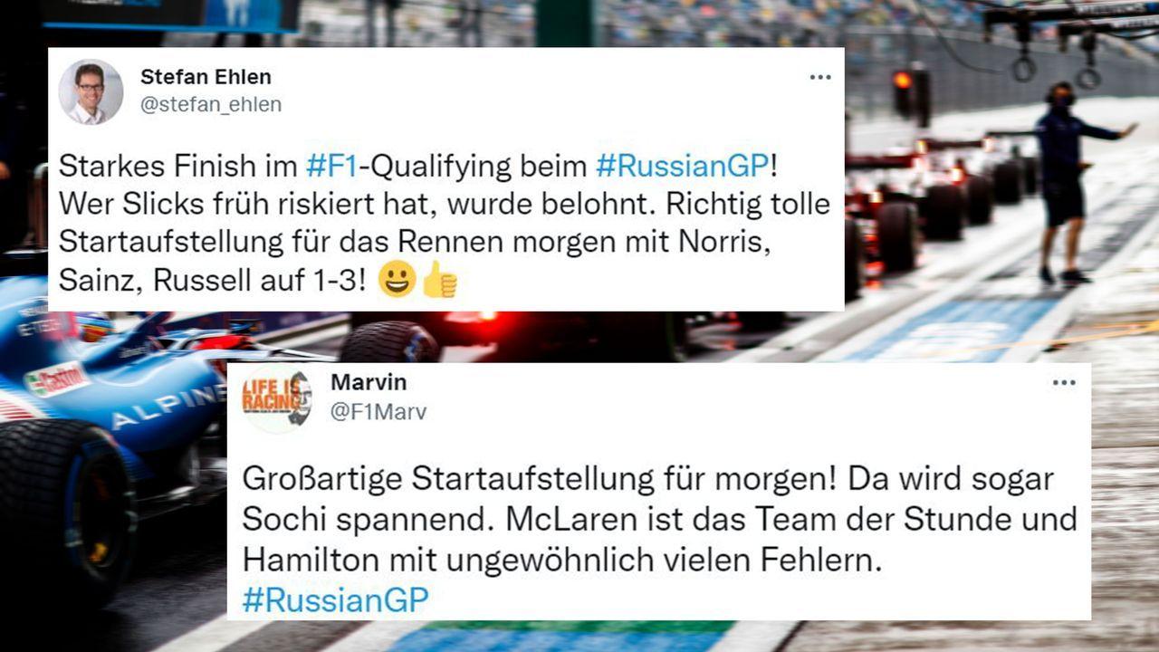 Fazit: Vorfreude aufs Rennen izz da! - Bildquelle: imago images/Motorsport Images