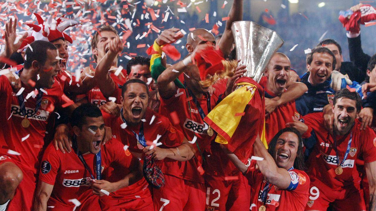 Sieg im UEFA-Cup 2006/07