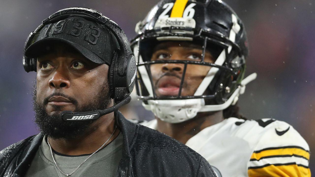 4. Platz: Pittsburgh Steelers - Bildquelle: 2019 Getty Images