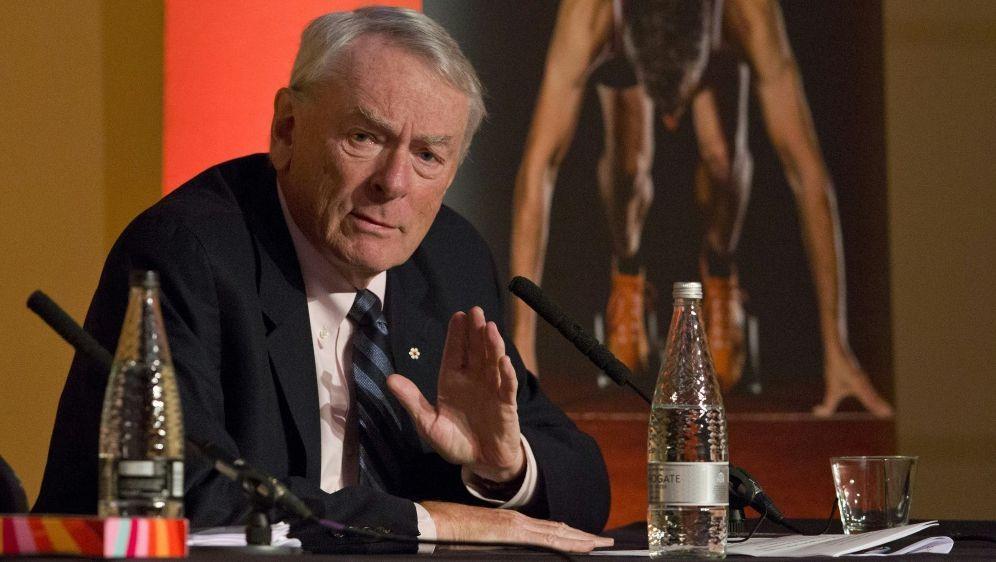 Pound fordert mehr Strenge im Anti-Doping-Kampf - Bildquelle: AFPSIDJUSTIN TALLIS