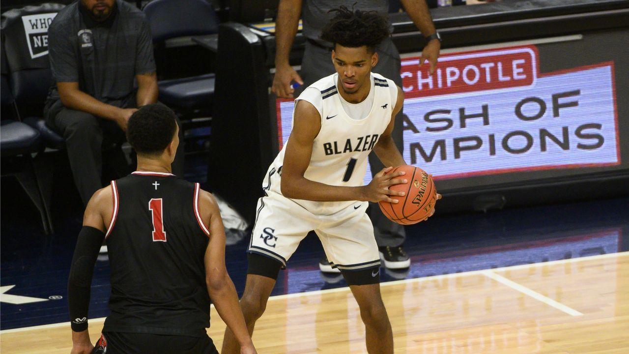 10. Pick: Ziaire Williams (New Orleans Pelicans) - Bildquelle: 2021 Getty Images