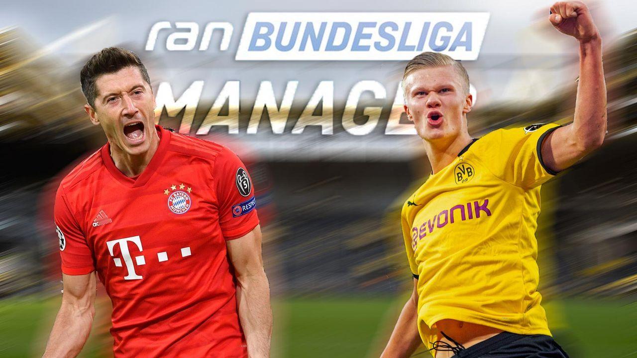 Bundesliga Manager: So stellen die Trainer wohl auf - Bildquelle: imago/ran.de