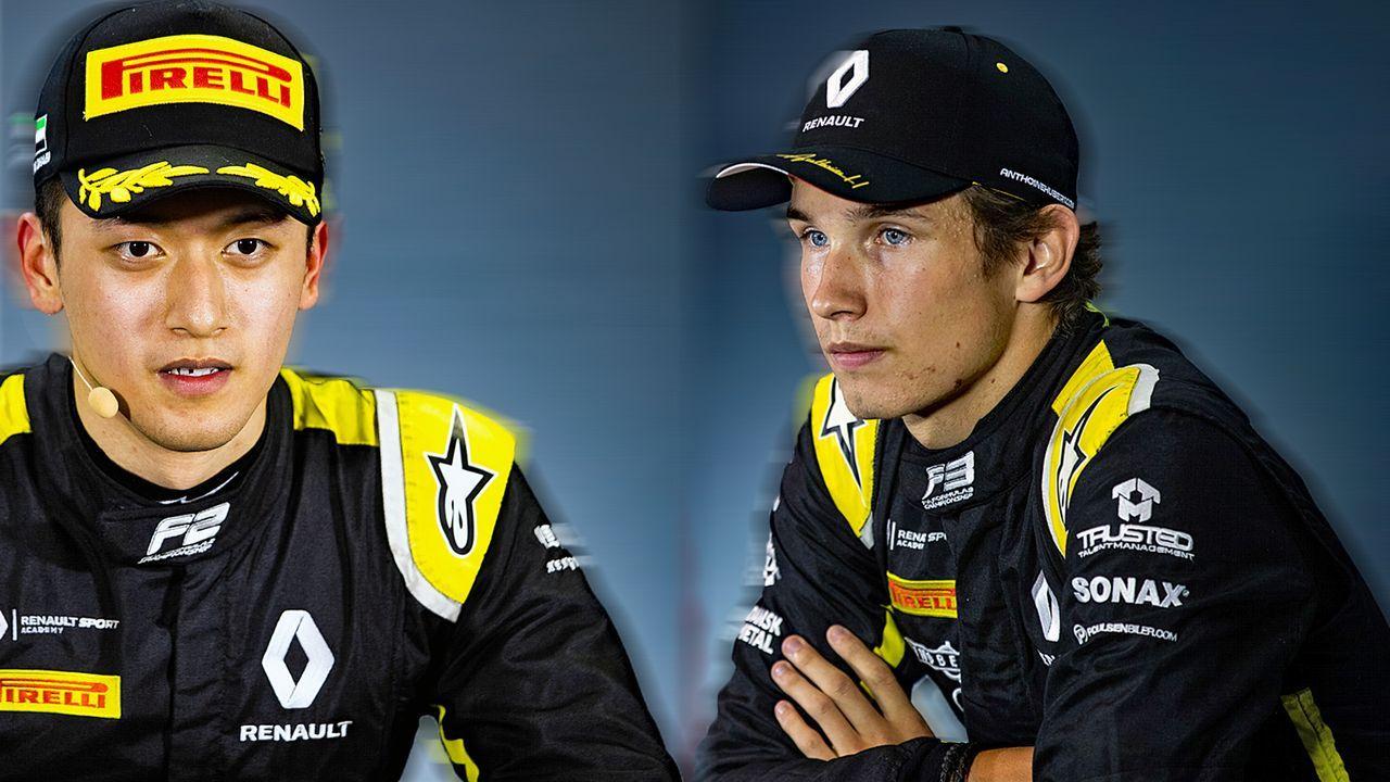 Renault-Youngster müssen wohl Umweg nehmen - Bildquelle: Imago