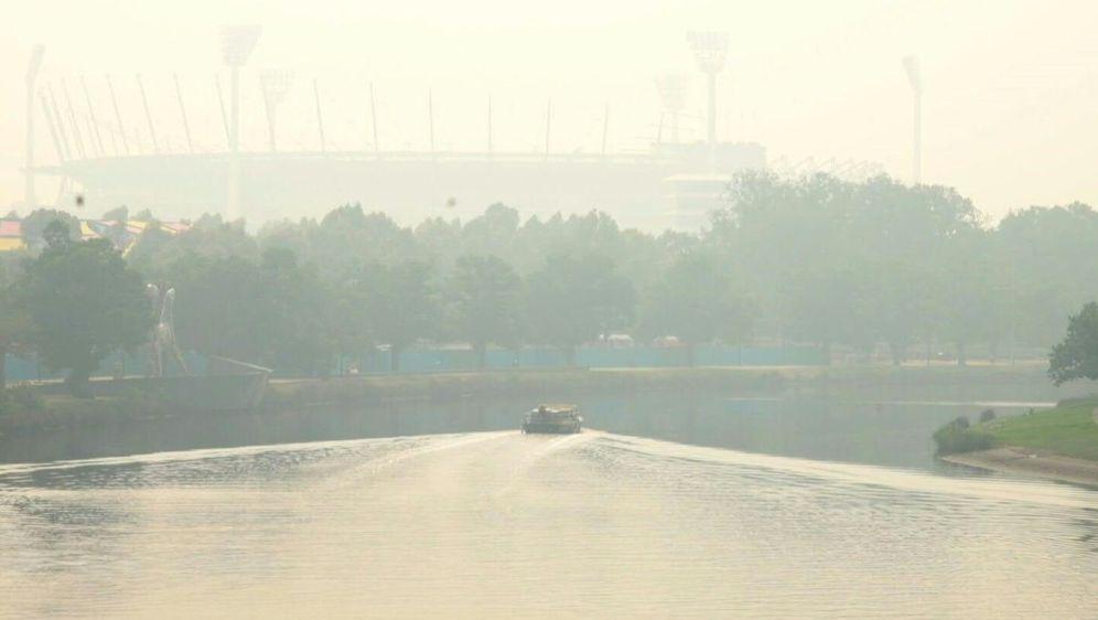 Schlechte Luft in Melbourne - Bildquelle: AFPSID
