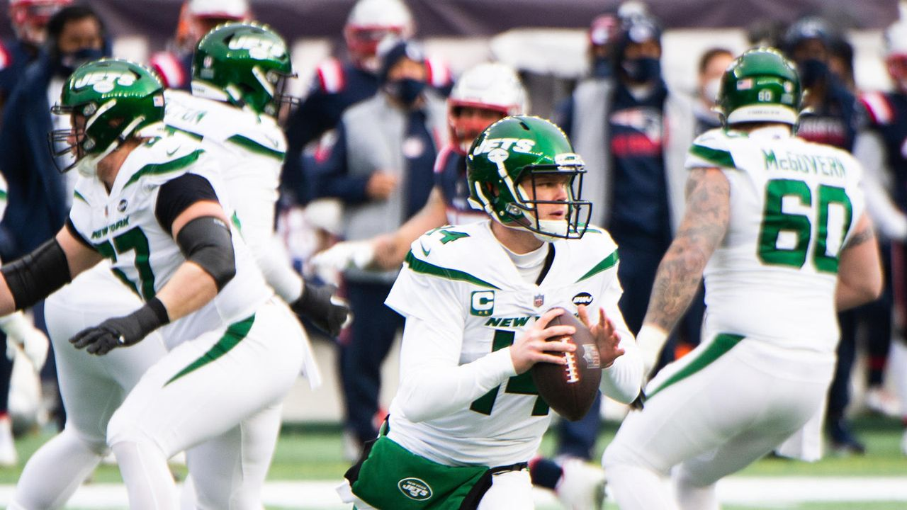 New York Jets: Offense - Bildquelle: getty