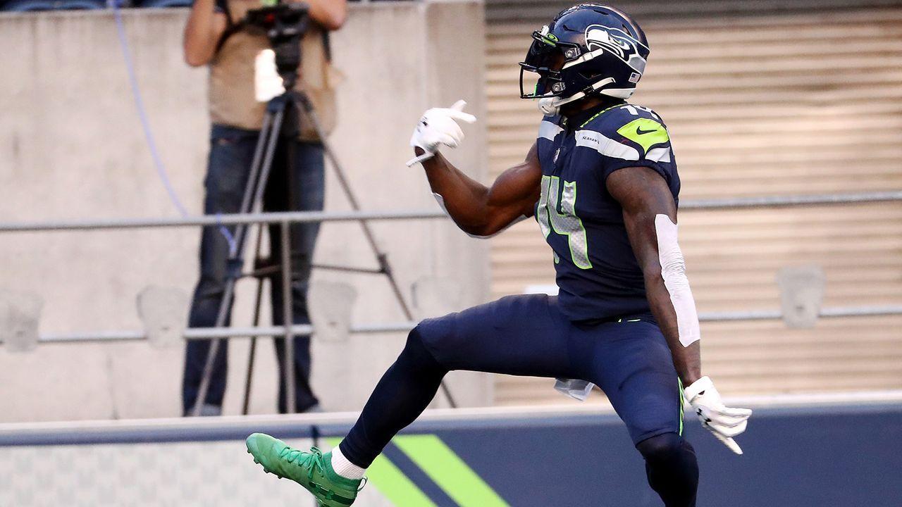 D.K. Metcalf (Seattle Seahawks) - Bildquelle: Getty Images
