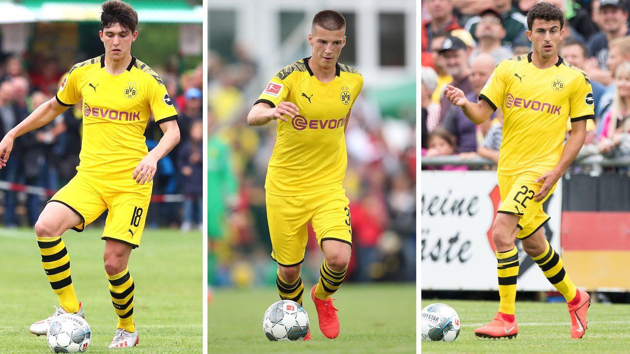 BVB fliegt mit fünf Talenten in die USA - Bildquelle: imago