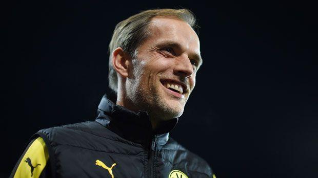 Thomas Tuchel (Borussia Dortmund) - Bildquelle: 2015 Getty Images