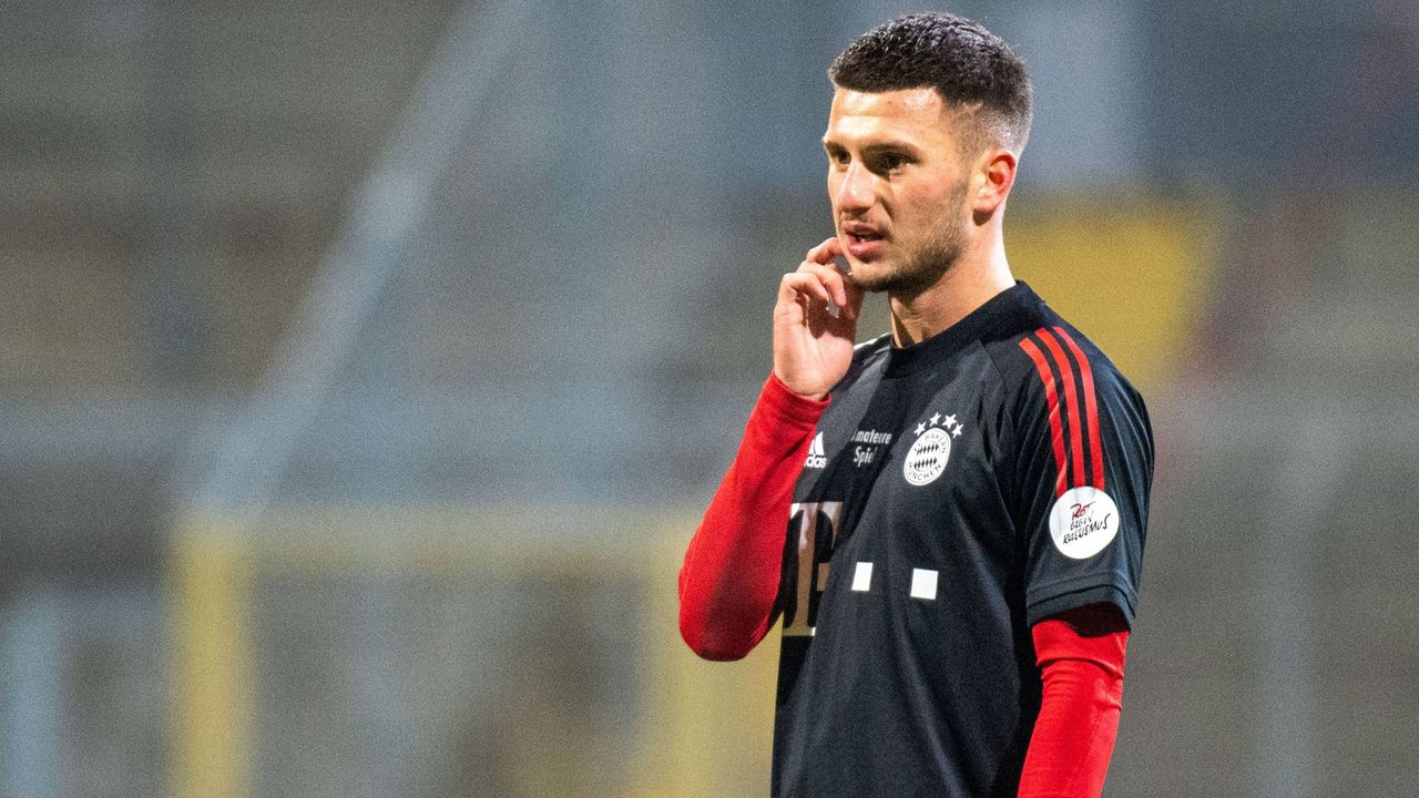Leon Dajaku (FC Bayern München) - Bildquelle: Getty Images